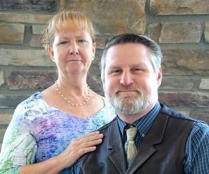 Elders Rusty & Amy Simpson